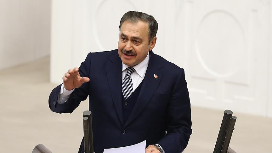 Orman ve Su İşleri Bakanı Eroğlu: Hedefimiz çiftçiye yılda bir milyar lira ek gelir sağlamak