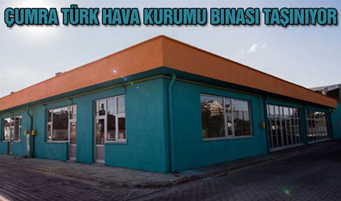 Konya Haber: Çumra Türk Hava Kurumu binası taşınıyor
