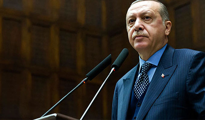 Erdoğan'dan Kudüs Çıkışı: Yanlış Bir Adım İslam Aleminde İnfial Yaratır
