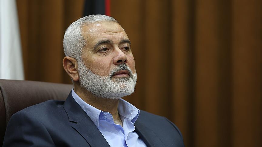Hamas Siyasi Büro Başkanı Heniyye: İslam ümmetine saldırı niteliği taşıyor