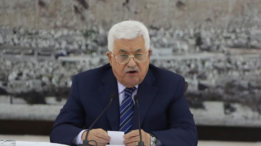 Filistin Devlet Başkanı Abbas: Tehlikelerle mücadele için uzlaşı anlaşması tamamlanmalı