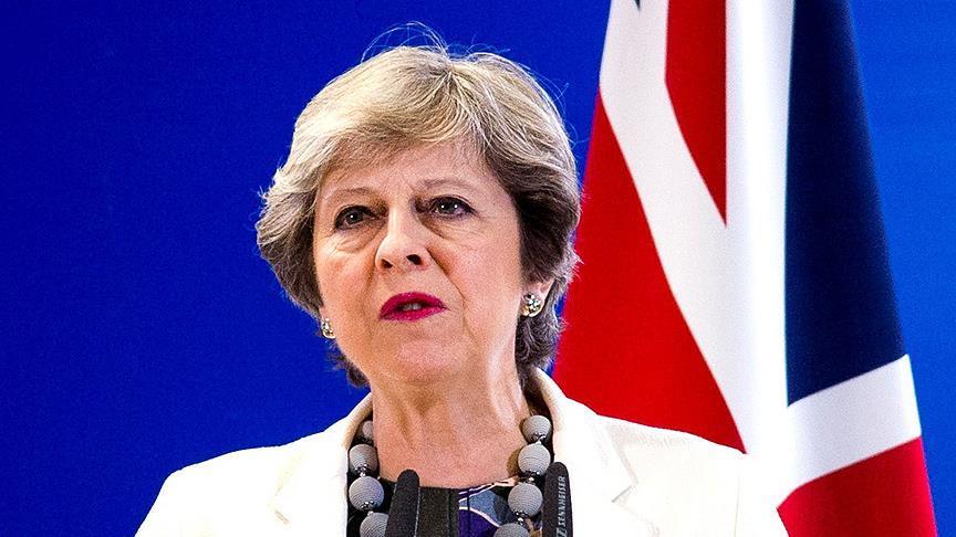 İngiltere Başbakanı May: Kudüs'ün statüsü müzakere edilmiş bir çözümle belirlenmeli