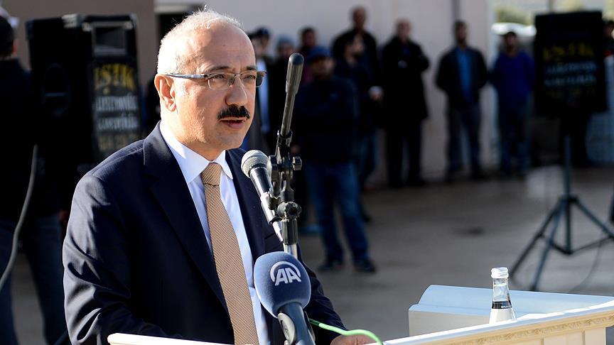 Kalkınma Bakanı Elvan: Bu ülkenin taşına dokundurtmayız