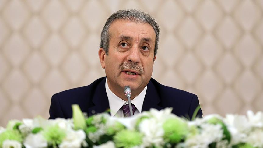 AK Parti Genel Başkan Yardımcısı Eker: Adalet ve Kalkınma Partisi olarak buna şiddetle kınıyoruz