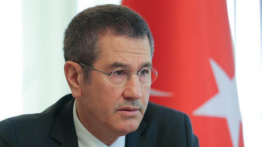 Milli Savunma Bakanı Canikli: Kudüs'e yönelik alınacak her türlü yanlış kararın karşısındayız