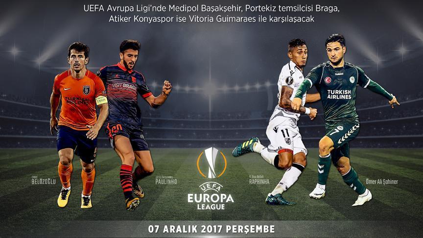 Türk takımları Avrupa sınavında