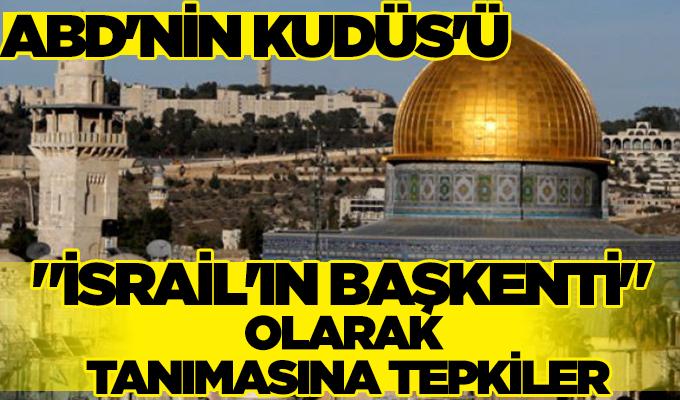 Konya Haber: ABD'nin Kudüs'ü