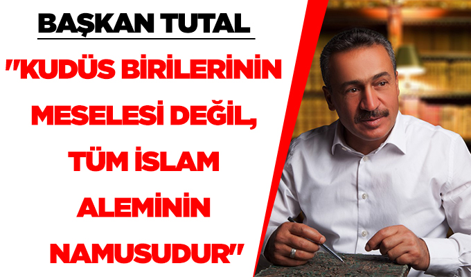 Konya Haber:  Başkan Tutal: