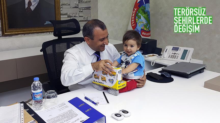 Tunceli 'Sonel'le kabuğunu kırıyor