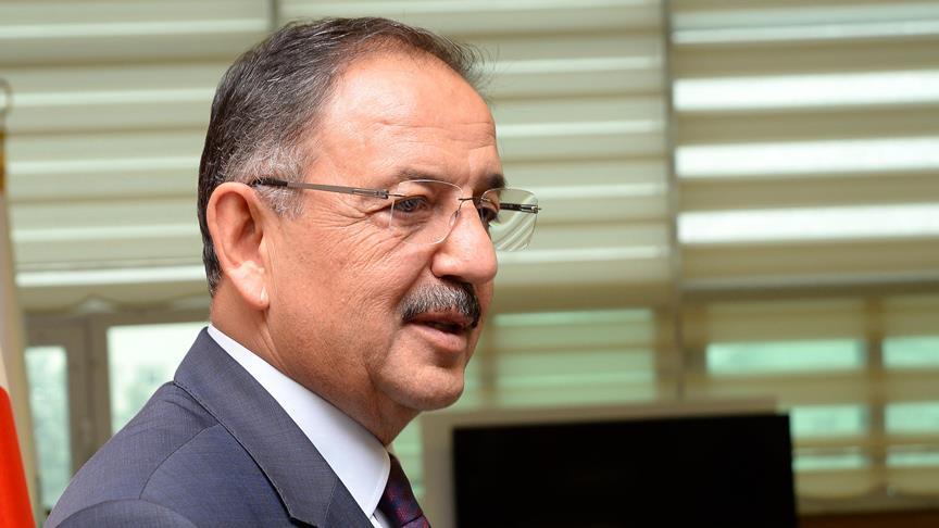 Çevre ve Şehircilik Bakanı Özhaseki: Düşük katlı binaları belediyelerimize tavsiye ediyoruz