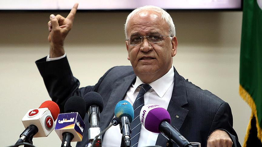 Kudüs'ün Kaderini ABD Değil Filistin Belirler.