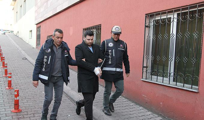 Kayseri'de sahte para operasyonu