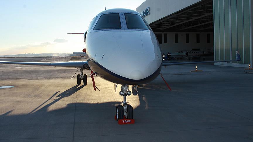 Rıza Sarraf'ın ARE Havacılık şirketine ait iş jetine el konuldu