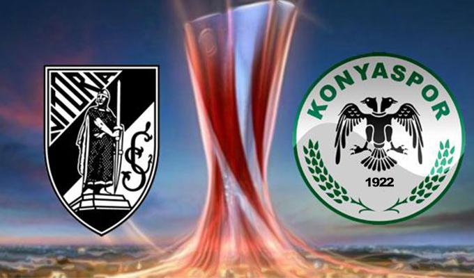 Vitoria Guimaraes - Atiker Konyaspor
