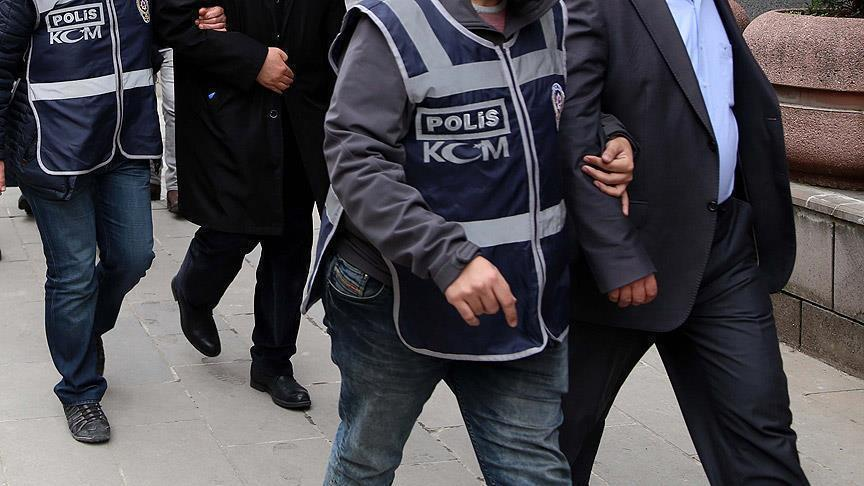 Ankara'da Adalet Bakanlığı ve Eski Başbakanlık Çalışanlarına FETÖ Operasyonu