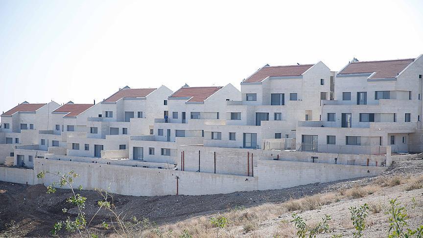 İsrail'den Doğu Kudüs'e 7 bin yeni konut