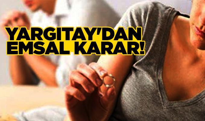 Konya Haber: Yargıtay'dan emsal karar!