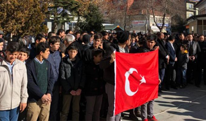 Konya Haber: Çumra'da Kudüs tepkisi