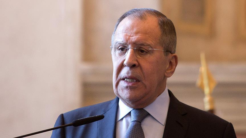 Lavrov Kudüs kararı nedeniyle ABD'yi eleştirdi