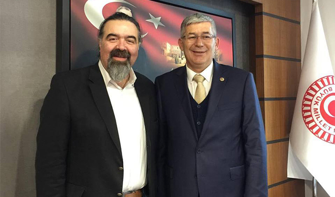 Erhan Dargeçit'ten Milletvekillerine ziyaret