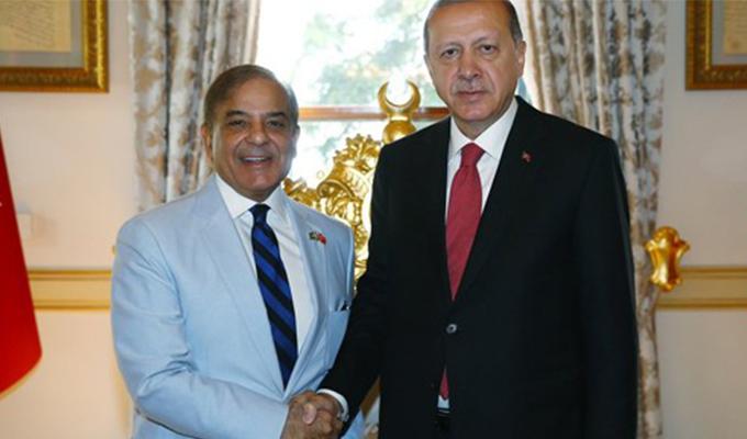 Pakistan'dan Erdoğan'a Kudüs desteği