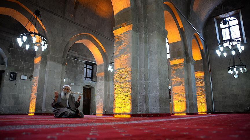 867 yıllık Ulu Cami'de restorasyon tamamlandı