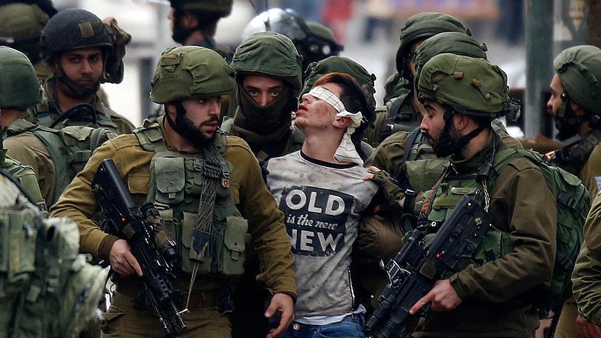 Kudüs Protestolarında 231 Filistinli Yaralandı