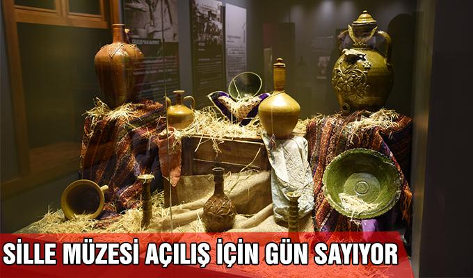 Konya Haber: Sille Müzesi için gün sayılıyor