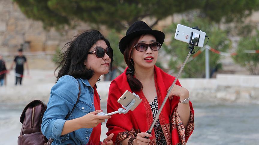 Türkiye'ye 2020'de 3 milyon Çinli turist beklentisi
