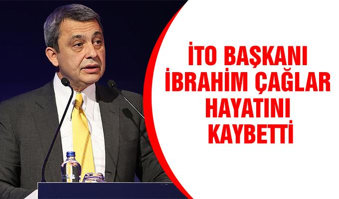 Konya Haber: İTO Başkanı Çağlar hayatını kaybetti