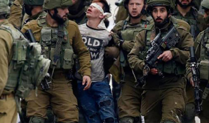 İsrail'i rezil eden Filistinli kahraman çocuğun yeri belli oldu