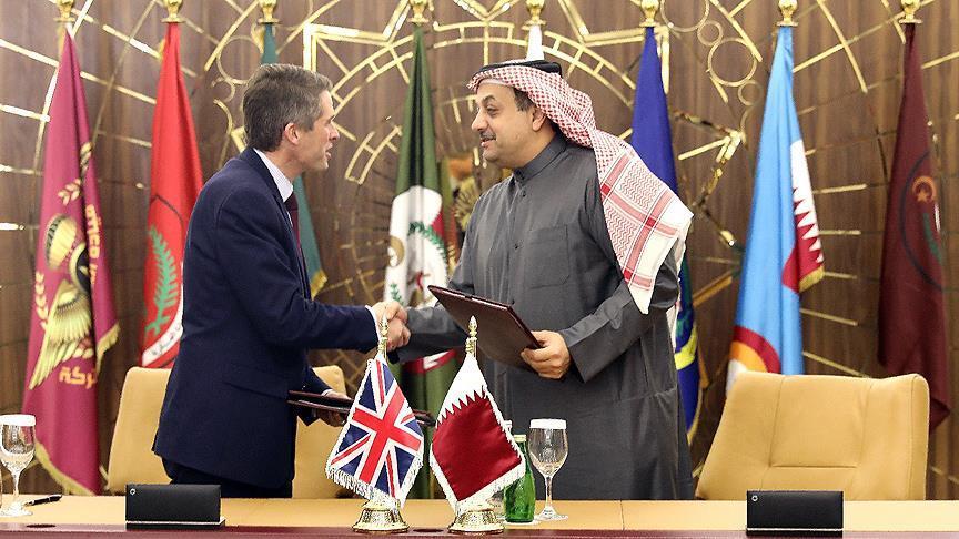 Katar, İngiltere'den 24 savaş uçağı alıyor