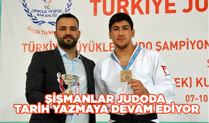 Konya Haber: Şişmanlar judoda tarih yazmaya devam ediyor