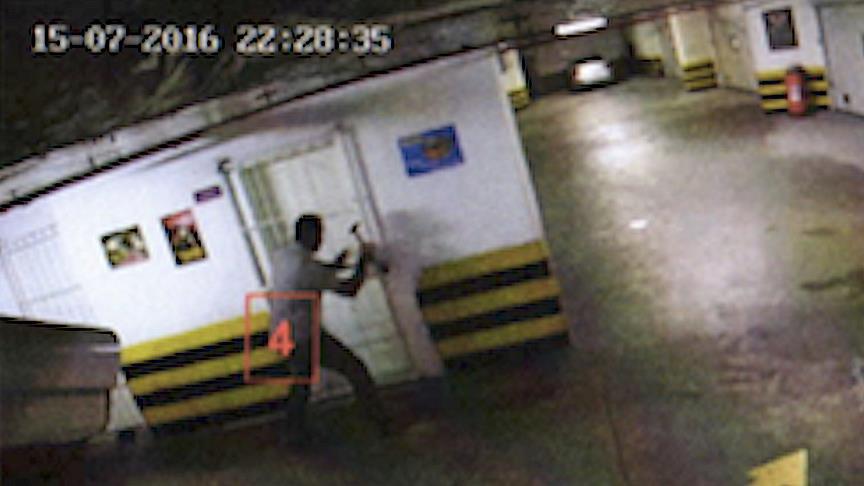 Silahlık kapısının kilidini kırdığını itiraf etti