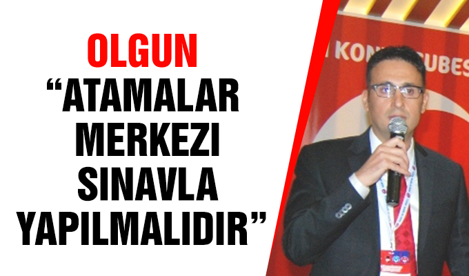 Konya Haber: Olgun