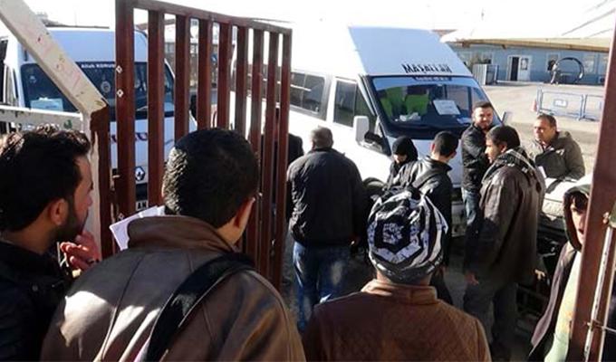 Suriye'liler Ülkelerine Kesin Dönüş Yapıyorlar