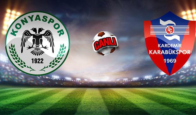 Atiker Konyaspor - K.Karabükspor
