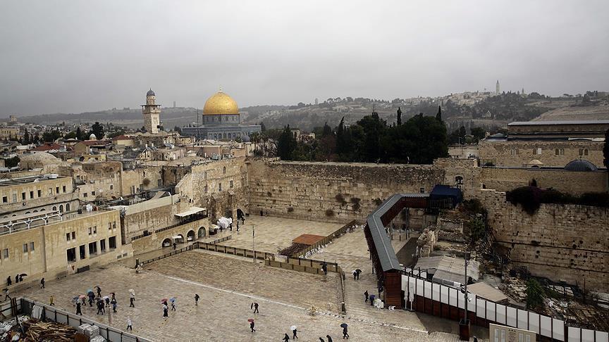 'Kudüs tüm dinleri ilgilendiriyor'