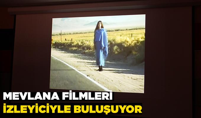 Konya Haber: Mevlana Filmleri İzleyiciyle Buluşuyor