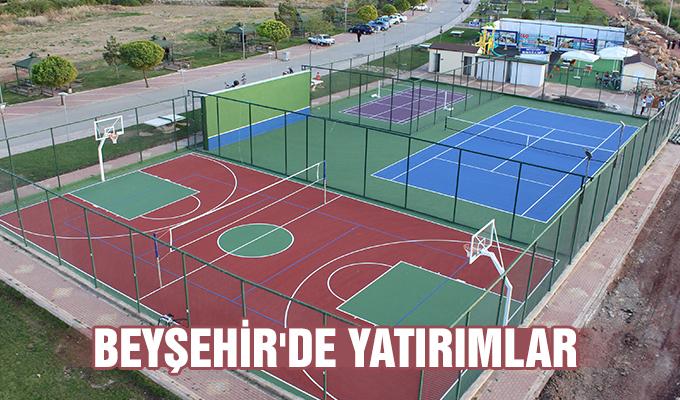 Konya Haber: Konya Beyşehir'de yatırımlar