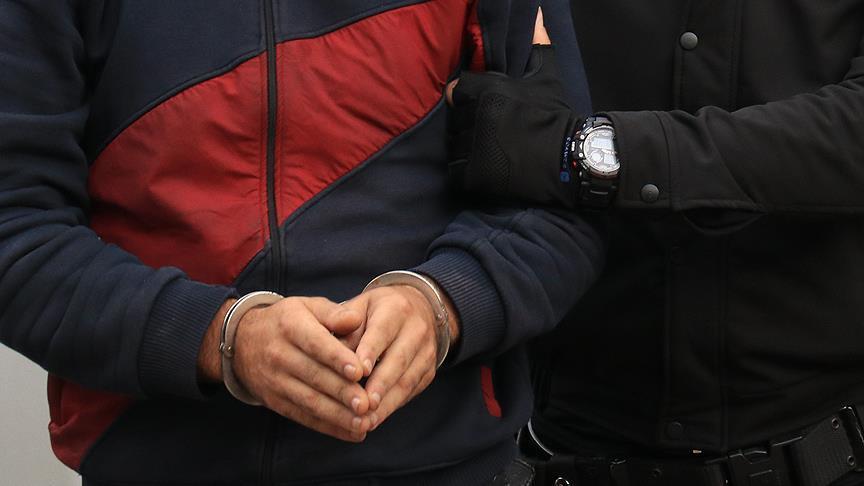 İzmir'de saldırı hazırlığında olduğu belirlenen terörist yakalandı