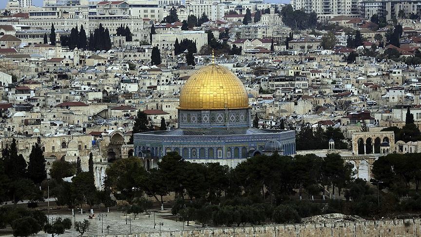 'Trump'ın kararı, Filistinlileri Kudüs'ten göç ettirme hazırlığı'
