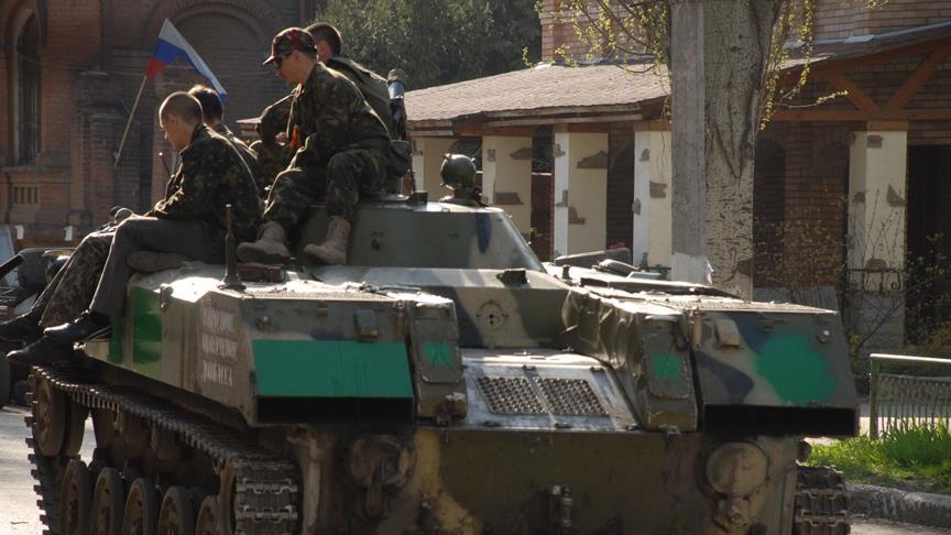 Ukrayna'nın doğusundaki çatışmalarda 10 bin 303 kişi öldü