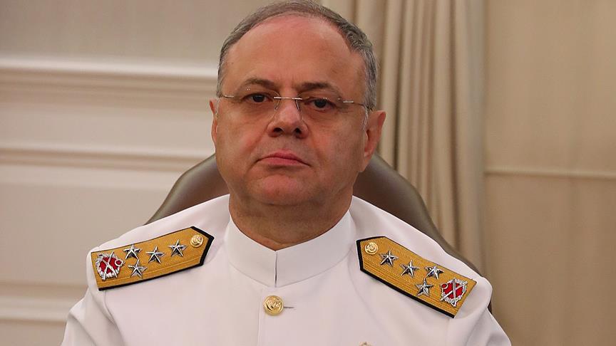 Eski Deniz Kuvvetleri Komutanı Bostanoğlu tanık olarak dinlendi