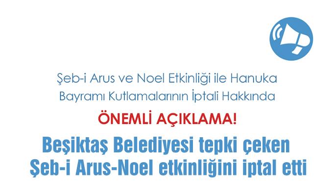 Konya Haber: Konya'dan Beşiktaş Belediyesine Büyük Tepki