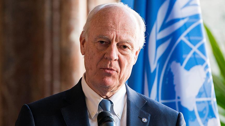 Suriye konulu 'Cenevre 8' görüşmeleri devam ediyor