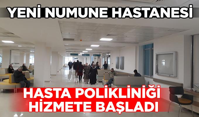 Konya Haber: Yeni Numune Hastanesi hasta poliklinikleri hizmete açıldı