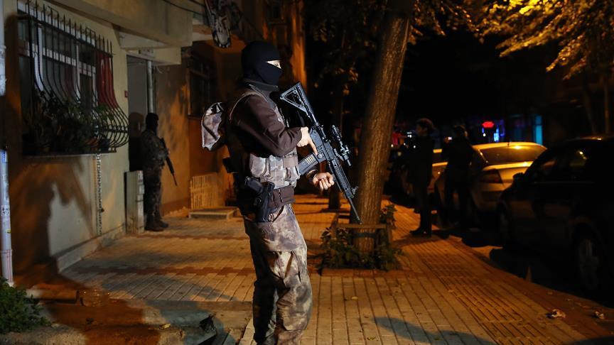 İstanbul'da DEAŞ operasyonu: 22 gözaltı
