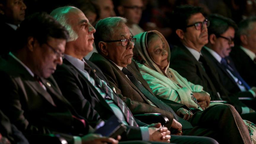 'Bangladeş ile Türkiye birlikte çok güzel işler başarabilir'
