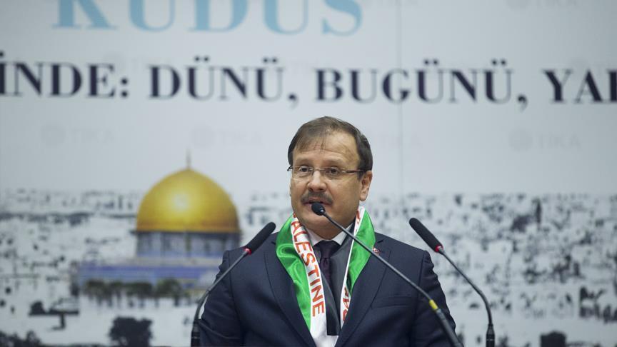 Kudüs'e sahip çıkmak, her Müslüman'ın görevidir